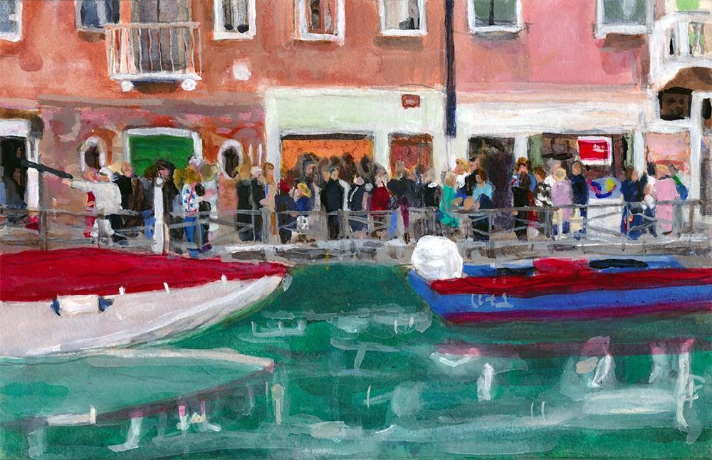 Opening Miniscule Venice II