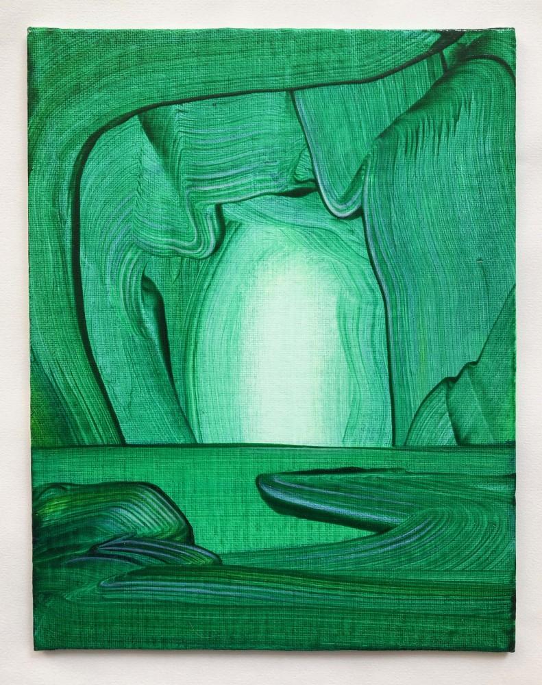 Chlorophyll Cave