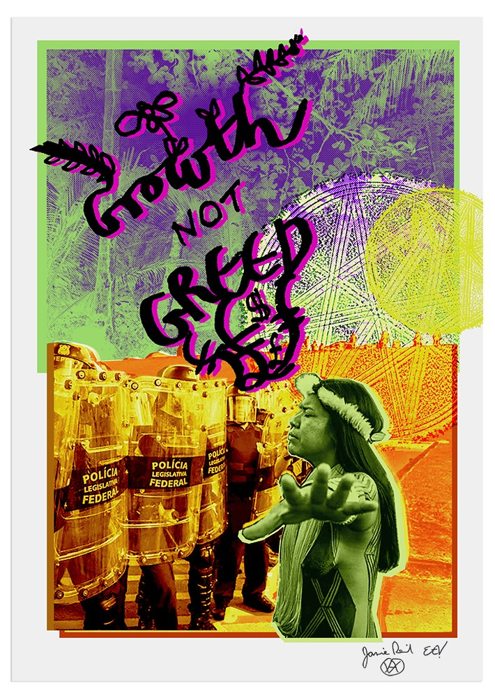 Growth Not Greed