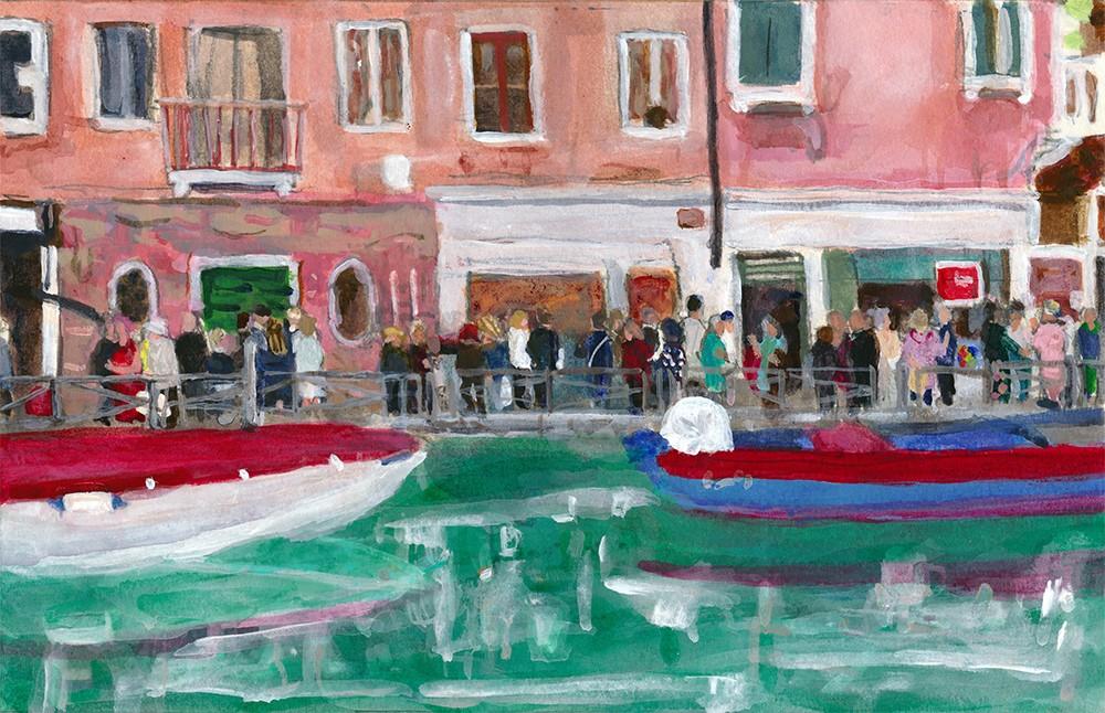 Opening Miniscule Venice