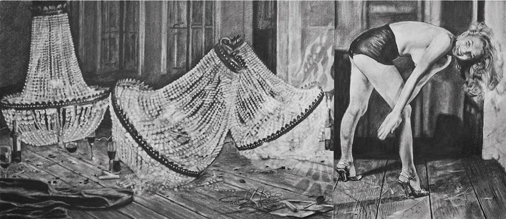 All Dead Birds Are Female - Unframed Giclée Print