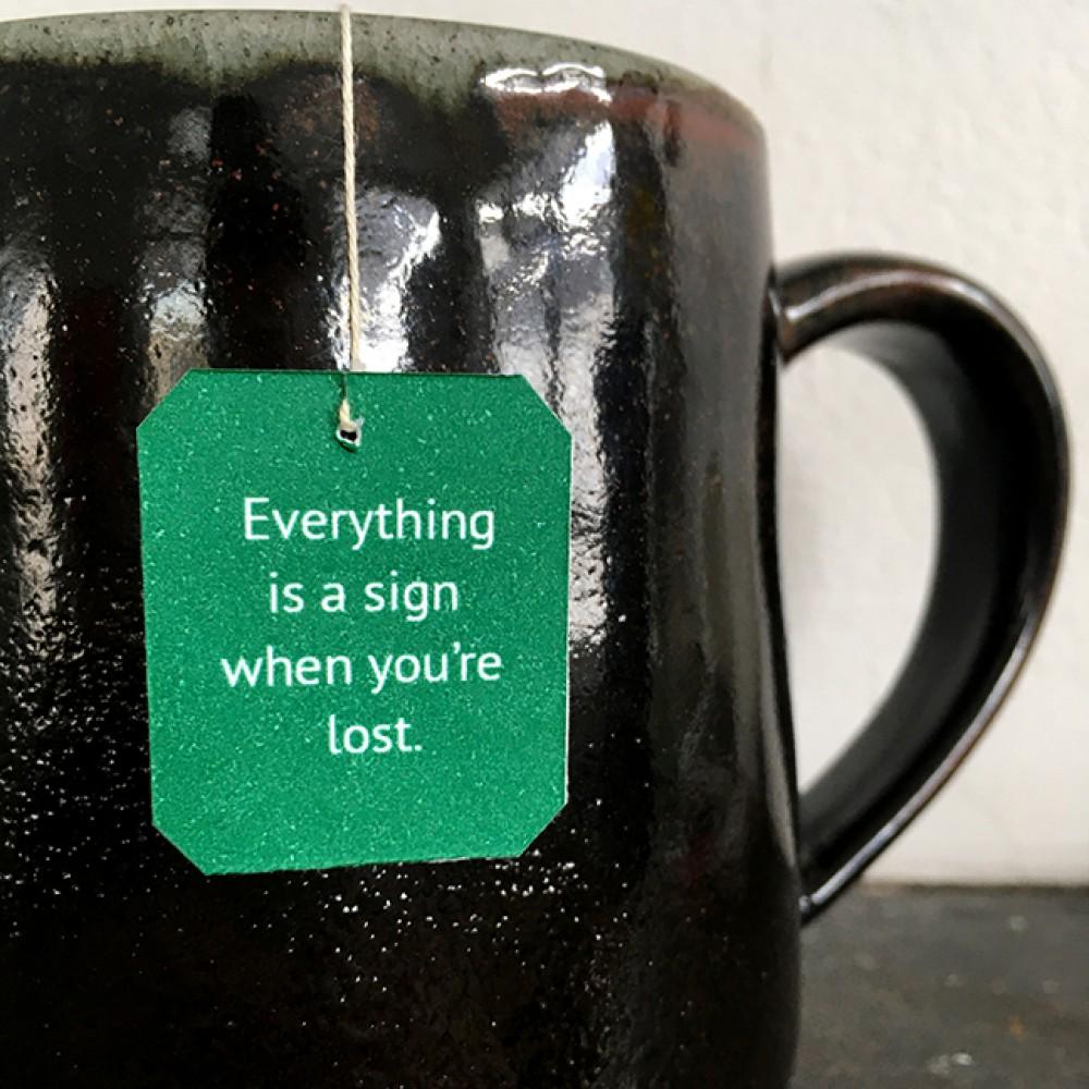 Tragic Teabags