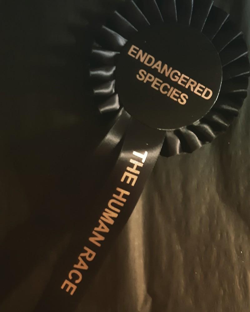 Endangered Species Rosette