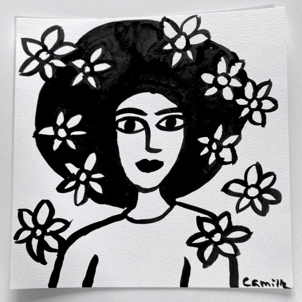 Flowers in my Hair (04)