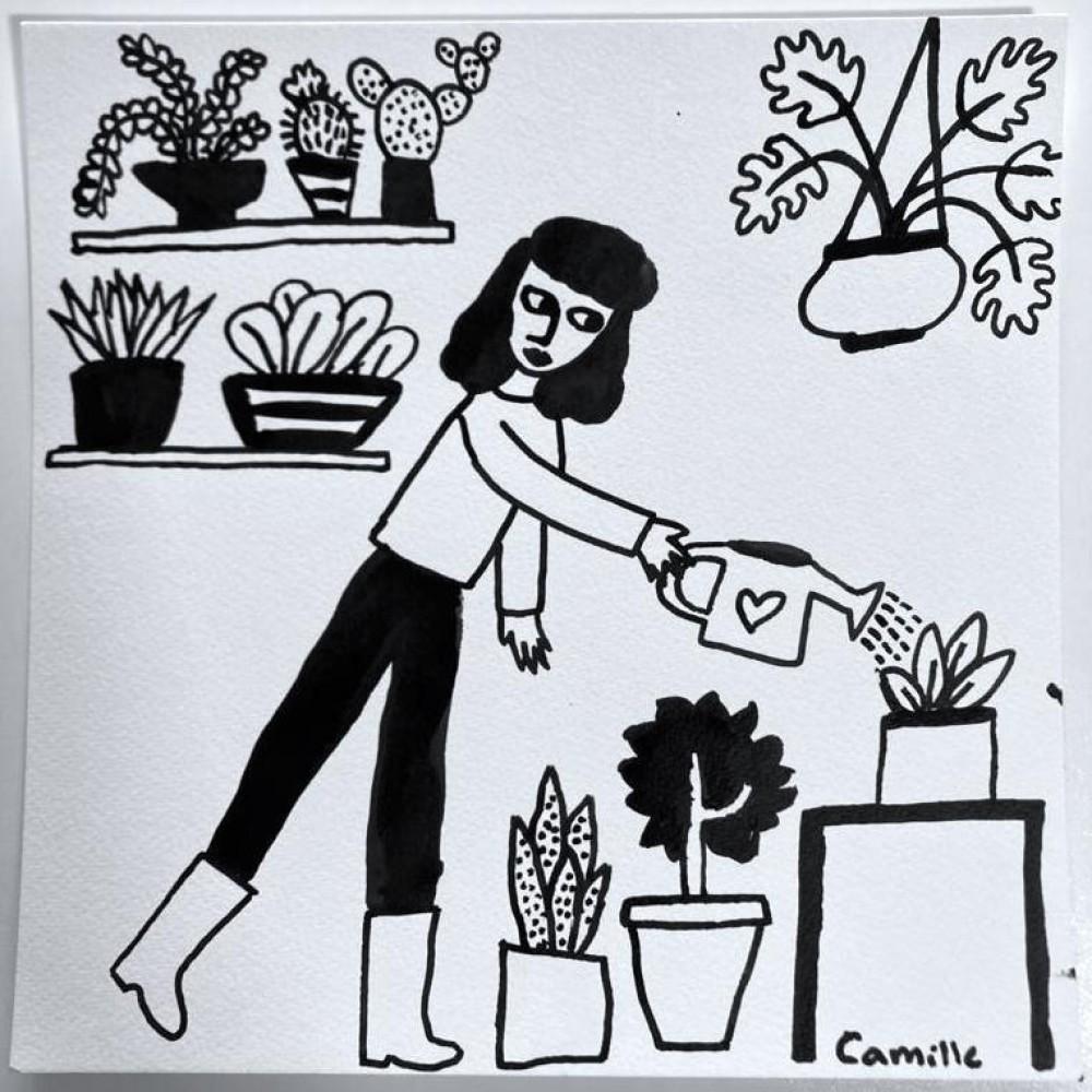 Gardening Girl (02)
