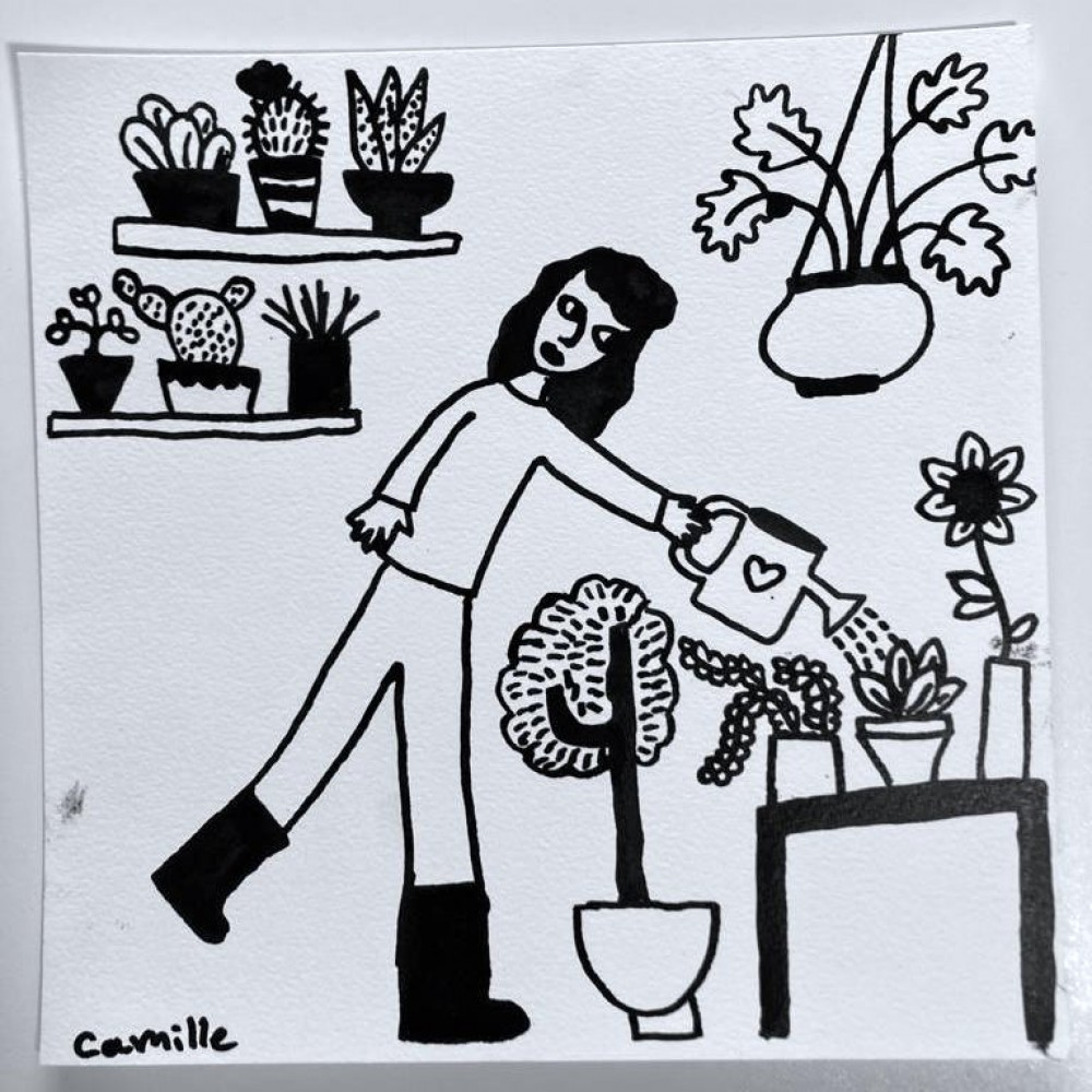 Gardening Girl (01)