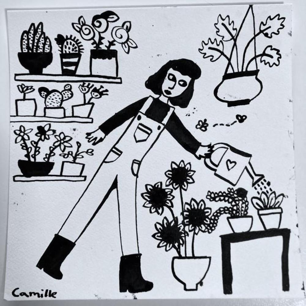 Gardening Girl (03)