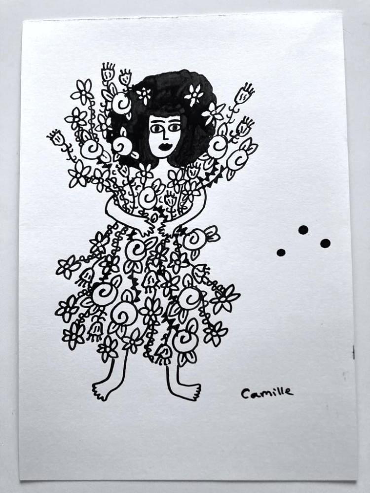 Flower Dress (01)