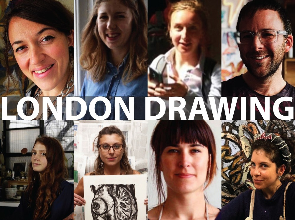 London Drawing Open Studios!