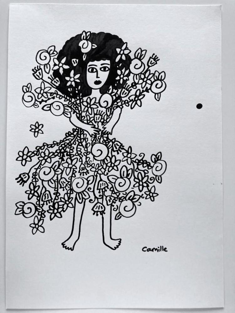 Flower Dress (02)
