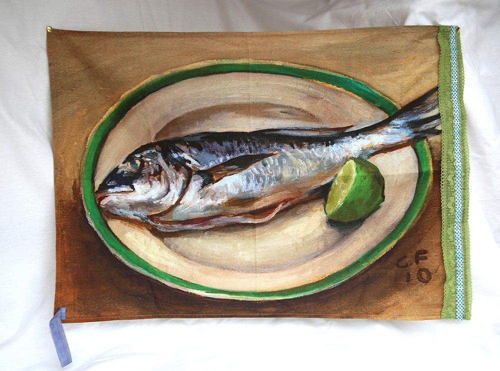 Sea Bream with Lime